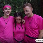 George, Vicky & Purple... Sorry, Duncan, are immune from the public vote! #ImACeleb https://t.co/nAFfJ1xP7t