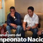 La AFE ratificó la paralización del Campeonato y suma apoyode clubes » https://t.co/QTaK3qnoKb https://t.co/cwL6qAu38r