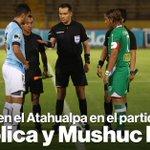 #Deportes / El balón sí rodó en el estadio Atahualpa » https://t.co/EjCUDox7B5 https://t.co/Pxc0XfZ9Ko