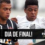 Bom dia, Fiel! Daqui a pouco, 11h, na @A_Corinthians, o Timão encara o Santos pela decisão do Paulistão sub-20 https://t.co/iUlivgEwN5
