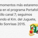 @PortafolioTV @RCGoficial #KmDelJuguete #RegalandoSonrisas #Saltillo https://t.co/Zh5M0SN67R