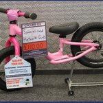 Our #GirlsBikes are the perfect gift for any little lady >> https://t.co/dfnwOiHZPP #KidsBikes #London #Bicycles https://t.co/IpsGNx5FLy