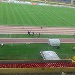 Los árbitros ya están en el Olímpico Atahualpa Foto: @deportiva993 https://t.co/TI4P7XEDUI https://t.co/yXycso2Age