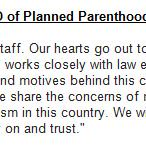 NEW: President of Planned Parenthood of the Rocky Mountains releases statement on Colorado Springs shooting https://t.co/AJMAGbIgHj