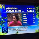 Everyone get voting to keep Vicky in!! #junglequeenv https://t.co/L877Svg7M6