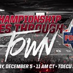TICKET INFORMATION for next Saturdays @American_FB Championship at @TDECU Stadium: https://t.co/9hrId0FClL https://t.co/jtCJDs78Wg