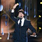 .@edusotomoreno transmite el temperamento de Raphael y canta 'Yo soy aquel' en #TCMS11 https://t.co/Syn23l37RC https://t.co/Rb4fOHOtpF
