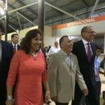 VP @JorgeGlas recorre Terminal Terrestre Binacional, que será hoy inaugurada por él. https://t.co/YjB74vv6Se