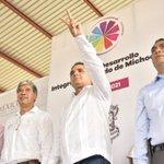 Hoy realizamos el foro del Plan de Desarrollo Integral para Michoacán en La Huacana, nos interesa saber tu opinión. https://t.co/Vdx8rg5ucq