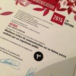 La campagne @ReussirEnFr obtient le 1er prix dans sa catégorie aux trophées de la com. Un grand bravo aux équipes ! https://t.co/vgGdju9eY5