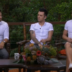 Who wore it best? @JakeQuickenden @JaymiUJWorld or @realjoeswash #ImACeleb...NOW! https://t.co/2153Cvmvch
