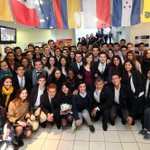 Jóvenes ecuatorianos destacan posición de @MashiRafael para #COP21 ➡ https://t.co/VBIHhpyfpo #ElCiudadanoRadio https://t.co/3O4hur4QDg