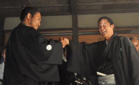 最終回から5年目の11月28日。 #ryomaden #龍馬伝 #龍馬伝記念日 https://t.co/sEmy8aLzRP