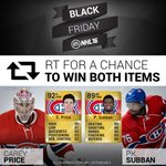 Win with defense. RT for a chance to win these Price & Subban items! #HUT #BlackFriday https://t.co/G5mQsdMXbC