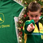 @JohnDeere you gotta let us do the tee and this guy has to get the first print #FearTheDeere #LateLateToyShow https://t.co/BwahfDSlHq