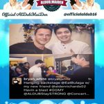 Earlier at EB Backstage Mr. @bryan_white with @aldenrichards02 (c) @bryan_white #ALDUBStaySTRONG https://t.co/eewAJVKBCs