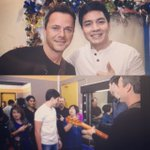 IG © @bryan_white Bae @aldenrichards02 finally met Bryan White #ALDUBStaySTRONG https://t.co/ydPGYTDSj8