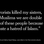 He lost his sisters and 13 close friends in the Paris attacks https://t.co/u6LfbYWvLp https://t.co/Jve4PZ7cr6
