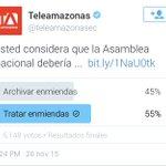 @teleamazonasec preguntó, la gente contestó. Buen fin de semana. @35PAIS @MashiRafael @BloqueAP35 @PichinchaPAIS https://t.co/XW6gg30hJ3