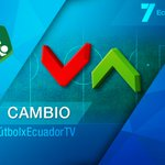 #FútbolxEcuadortv 69 Ordóñez y sale Moyano. @UCatolicaEC 1 - 0 @ClubMushucRuna1 https://t.co/bSfQ0ophnz