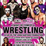 Announcement: ICW perform at @HartsFND event Jan 22nd at the City of Glasgow Hotel Grand Ballroom. #KnowYourBalls https://t.co/5s2yAXOuQT