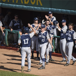 .@PennStateBase made history with a win in Cuba. @PSUCollegeComm students caught the action.https://t.co/3Be38k66vM https://t.co/NgDeDaHciJ