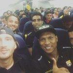 El equipo ya llegó a Quito para enfrentar mañana al Independiente del Valle por el torneo nacional. #BSC https://t.co/qtDo0aNYdE
