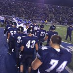 Final from Cerritos College: Bosco 63 Bishop Amat 10. Were going to the ship! https://t.co/KRYix6cTjr