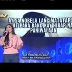 At para bang kay hirap na paniwalaan - Vina sa Singing Mo To @itsShowtimena replay  #ShowtimeSabadoSwag PTA https://t.co/YnXaSgjENL