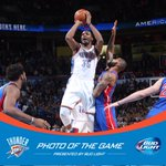 Kevin Durants night: 34 points, season-high 13 rebounds, 3 blocks. @BudLight Photo of the Game. https://t.co/m4aYVBPRVM