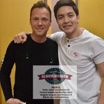 Sir Bae Tisoy RJ @aldenrichards02 with @bryan_white :) #ALDUBStaySTRONG https://t.co/1fn68ilbRT