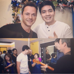 BACKSTAGE. @bryan_white  @aldenrichards02  #ALDUBStaySTRONG https://t.co/sDd8NMCJHW