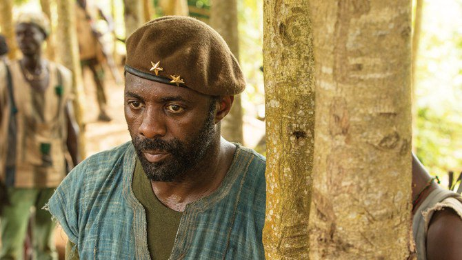 Idris Elba on BeastsOfNoNation, James Bond rumors and Hollywood diversity