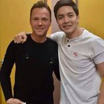 Finally! Bae @aldenrichards02 with Mr. @bryan_white #ALDUBStaySTRONG https://t.co/eJeImuKnQC