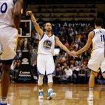 103-79 @Warriors after 3. Currys got 41. @NBATV ???? https://t.co/LlR1dfMYd1