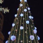 La #Navidad ya ha llegado a Vila. Ja és #Nadal a Vila! Christmas is coming! #ibiza #Eivissa https://t.co/C8SsfovOjA
