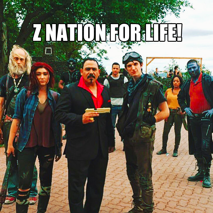 @znation Hey, west coast! You better be watching #ZNation tonight! You'll love it! I promise! https://t.co/HCY9jtEZL7