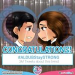 Tweet Update: 3 Million tweets and counting! @EatBulaga #ALDUBStaySTRONG https://t.co/FXBt6Ycjyw