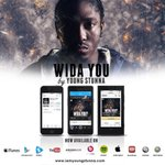 We can continue to make music when you support us #WidaYou #HipHop #BuyMusic #PortHarcourt #Nigeria #itunes #spotif… https://t.co/MIXdF95Fme