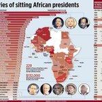 Salaries of African presidents https://t.co/vMYMPzlb84
