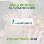 le 7 décembre: lAnanassurance ???????????? https://t.co/KJlYhGccOw