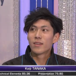 GREAT skate from Keiji Tanaka! Into first with a seasons best score. https://t.co/PFRT5cTHBe