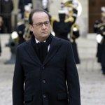 Pour Hollande, la Cop21 ne doit pas être parasité par les attentats https://t.co/27NIAjDUbA https://t.co/oCnGfBSjI6