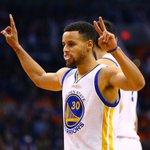 Warriors 135-116 Suns. 41 points, 8 passes, 6 rebonds, 9 3-points pour Curry. 17ème victoire daffilée pour GSW. https://t.co/VDaTWKVLeE