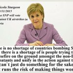 Labour MPs need 2 stand up 2 the Tory war policy,@theSNP MPs will not be enough opposition ! Make your voice heard ! https://t.co/ZGVG2eHkls