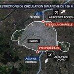 VIDEO - Cop21: les Franciliens invités à rester chez eux https://t.co/zzns1u48I2 https://t.co/PHcZo5sfqa