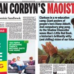 The Daily Mails bonkers take on life under Maoist Chairman Corbyn https://t.co/vonypDxnNj https://t.co/ZxCExm2C9V