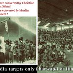 Lakhs of Hindus converted by Muslim extremists-Media Silent!! #SICKularConversions https://t.co/3RNVaWXblJ https://t.co/KgCUttQKiT