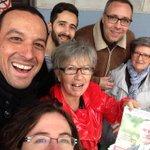 Les socialistes palois sur le terrain ce matin pour #Rousset2015 #Régionales 6 et 13 décembre 2015 cc: @al_rousset https://t.co/H1WIcqeqPr