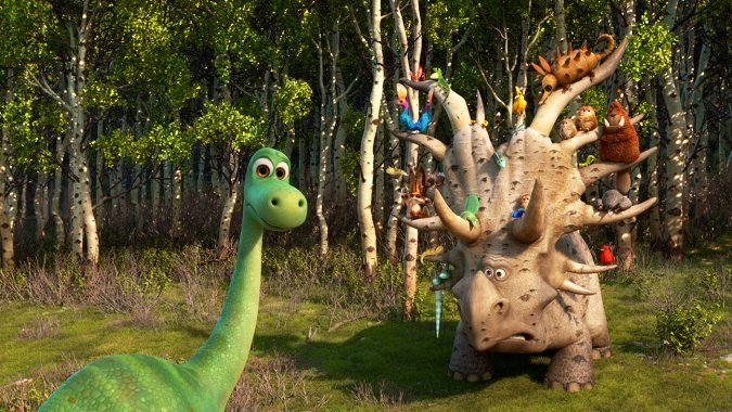 Box Office: 'Good Dinosaur,' 'Creed' End in Close Turkey Race; 'Hunger Games' Stays No. 1: